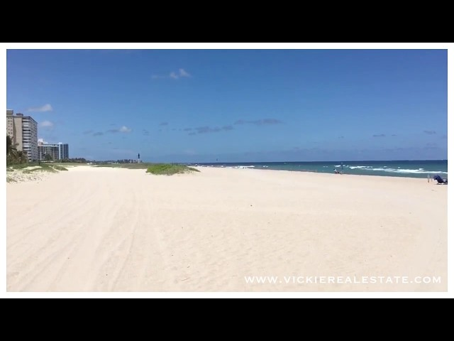 Sabbia Beach Condo direct Ocean views