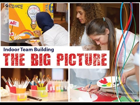 Go Solutions  the big picture Team Building Egypt