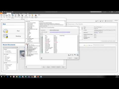 Autodesk Inventor Custom Library Creation