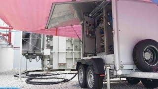 Дегазация, очистка и осушка трансформаторного масла. Станция масляная мобильная СММ-4(, 2015-09-21T15:22:13.000Z)