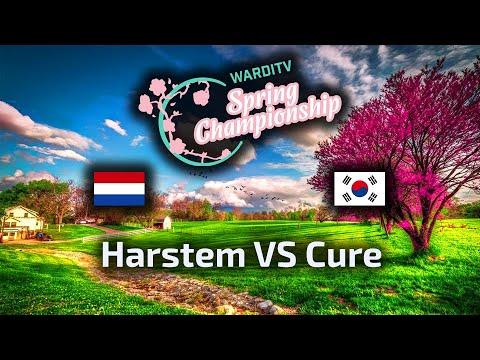 Harstem VS Cure - PvT - WardiTV Spring Championship - polski komentarz
