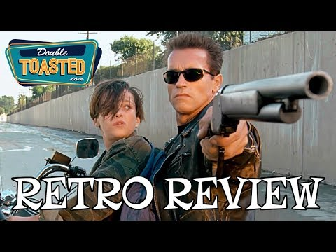 TERMINATOR 2: JUDGEMENT DAY - RETRO MOVIE REVIEW HIGHLIGHT - Double Toasted