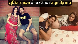 Sumeet Vyas And Ekta Kaul Blessed with a Baby Boy   TVF Tripling fame Sumeet become PAPA in Lockdown