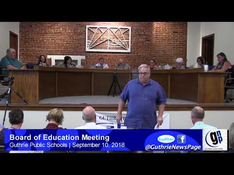 Guthrie school board declines a corner stone at new elementary school