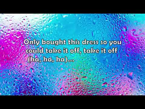 Taylor Swift-DRESS COVER(LYRICS)
