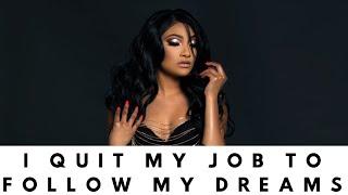 I Quit My Job | I Moved to Atlanta to Follow my Dreams | Storytime