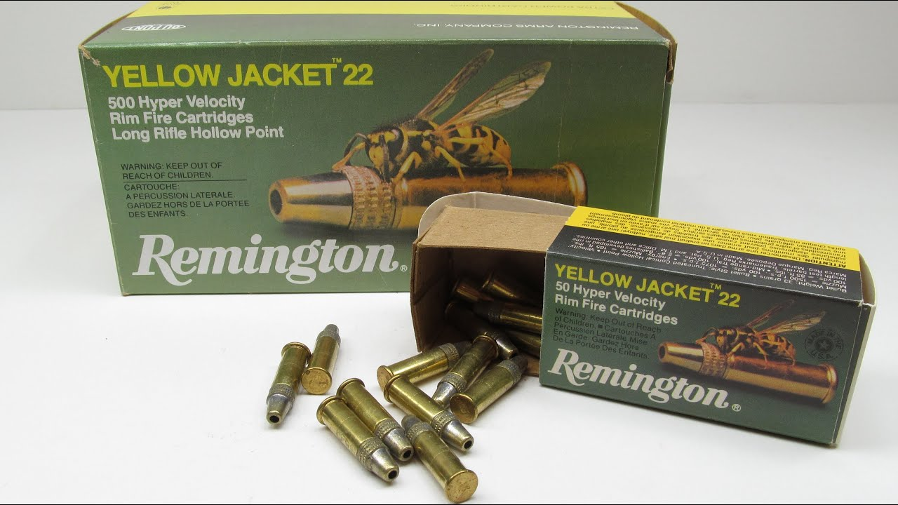 Remington Yello... 22 Stinger For Sale