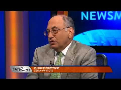 Comcast Newsmakers: The Aspen Institute's Charlie Firestone on ...