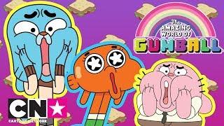 Niesamowity świat Gumballa | Najlepsze momenty z żarełkiem | Cartoon Network