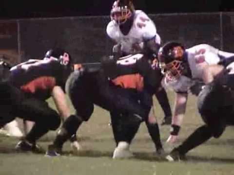 Orange Grove Vs Refugio High School Football Youtube