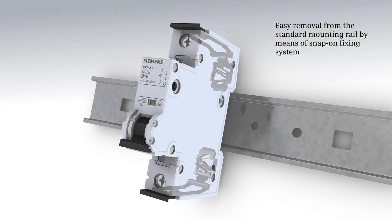 80A 230//240V GB14048-2 IEC60947-2 NADER circuit breaker NDM1-125 In