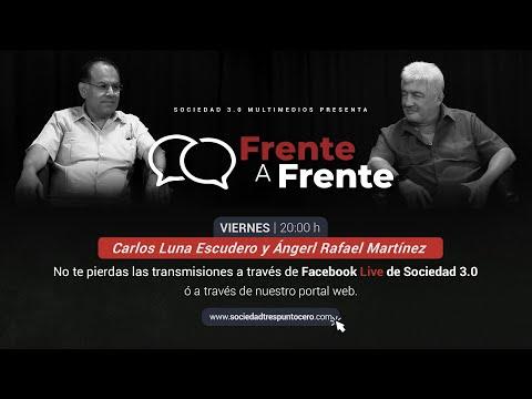 Frente a Frente - Ángel Rafael Martínez