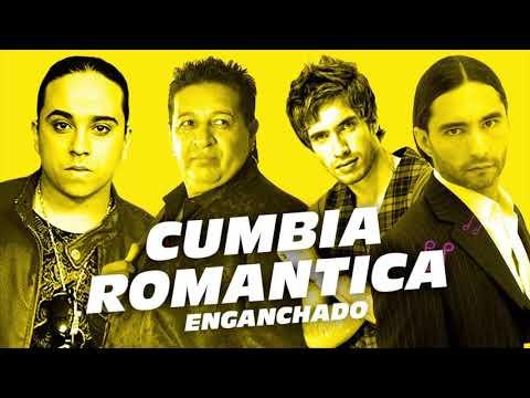 ENGANCHADO CUMBIAS ROMANTICAS - Mario Luis - Chili Fernandez - Daniel Agostini - Seba Mendoza