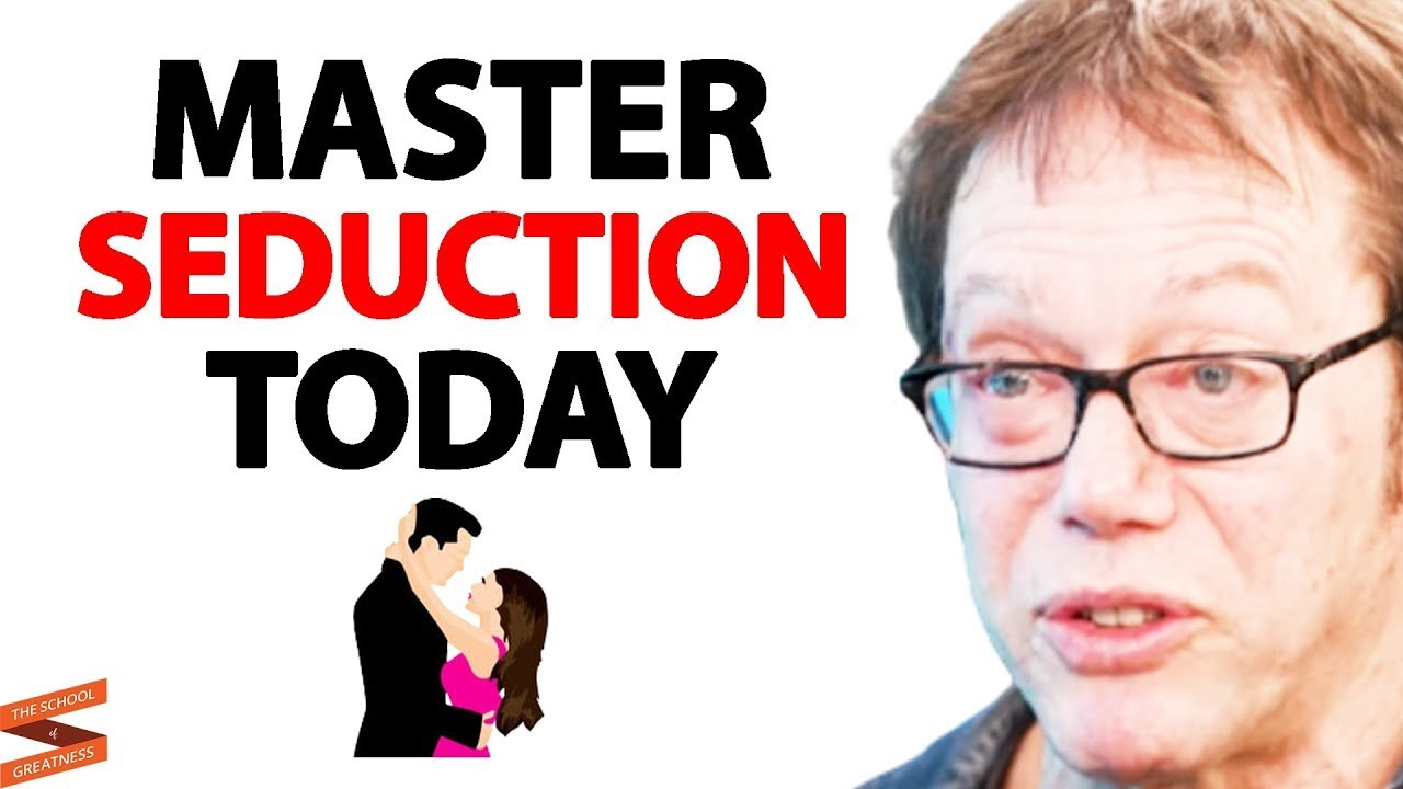 5 STEPS To Master The ART OF SEDUCTION Today! | Robert Greene & Lewis Howes