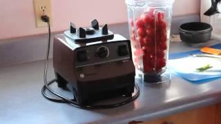 Raw vegan tomato red pepper dressing.