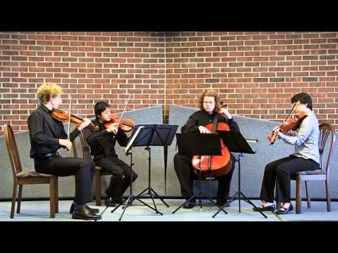 CMC: Haydn- Opus 74, No. 2 I. Allegro Spirituoso