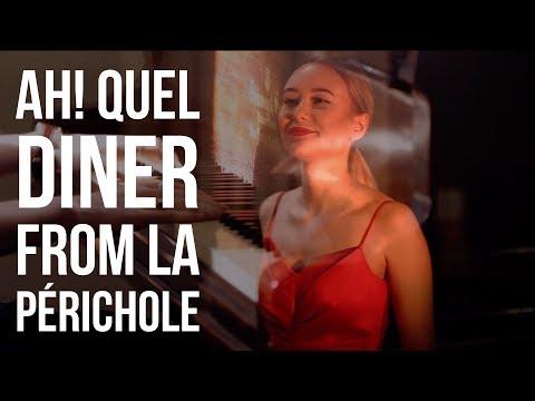 Emily May Cox-Mundy - Ah Quel diner from La Périchole Offenbach