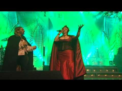 THERION - The Siren Of The Woods (live)