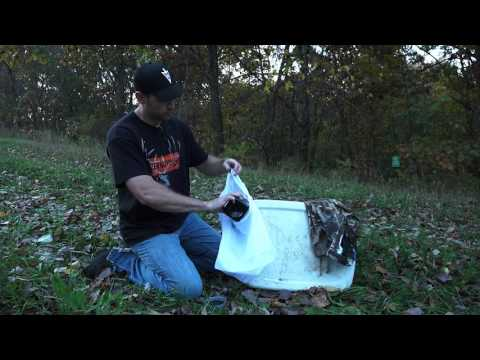 Homemade Carbon Filters For Scent Control | Cabela's Deer Nation