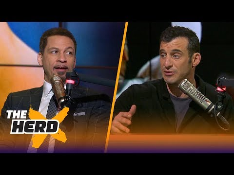 Chris Broussard reacts to the Cavaliers trading Isaiah Thomas to the Lakers | THE HERD