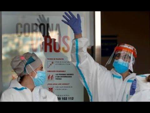 Cifras Del Día Por #coronavirus En España: 30 De Mayo