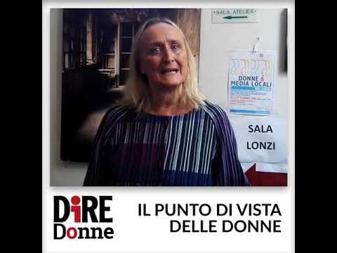 Sabrina Alfonsi per 'DireDonne'