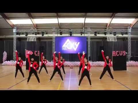 Royal Dance Studio Indjija - Street Dance Show group juniors - Circus Opening