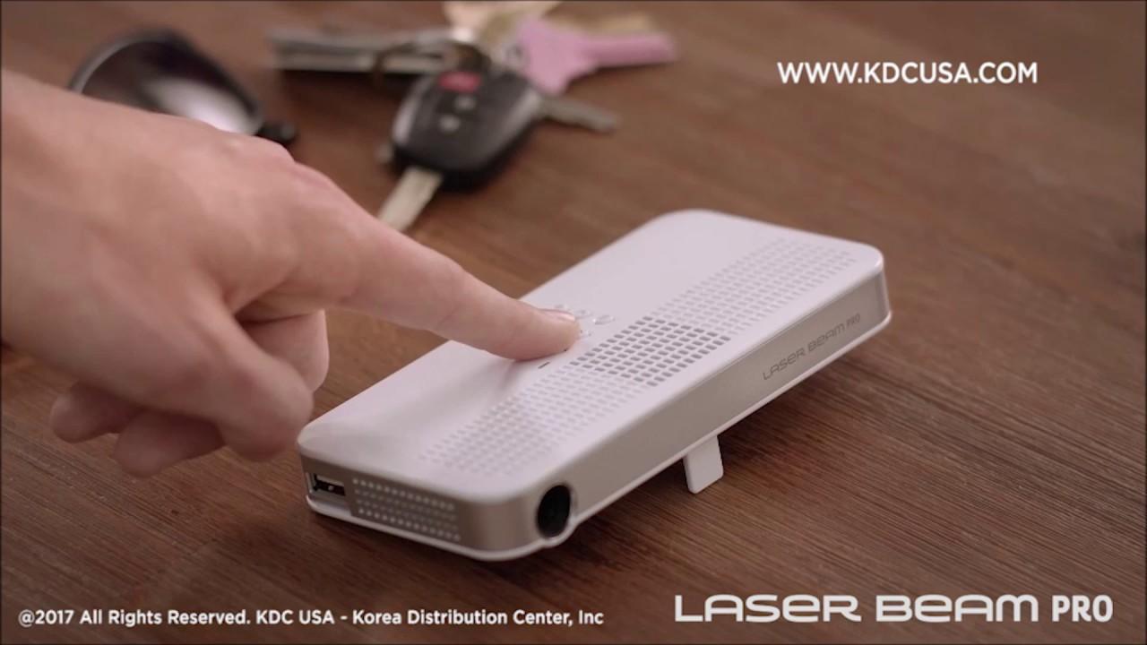 67b8f3f4727a0e Best Portable Laser Beam Pico Mini Projector Laser C200 KDC USA ...