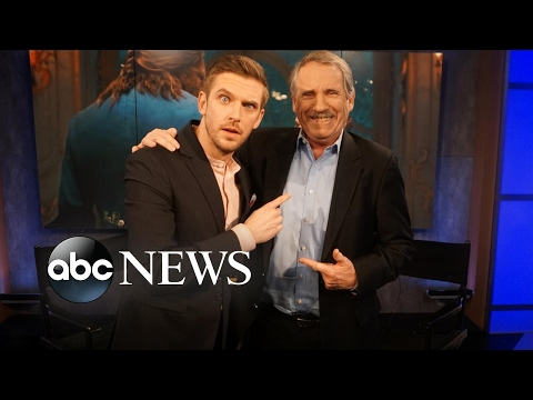 Why Dan Stevens says Emma Watson was 'terrified' of him while shooting 'Beauty and the Beast'