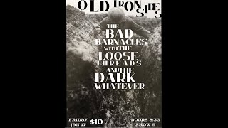 The Bad Barnacles at Old Ironsides Jan. 17 - Full Set (Live Performance)