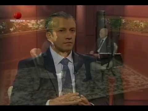 Vicepresidente venezolano Tareck El Aissami, entrevista en José Vicente Hoy