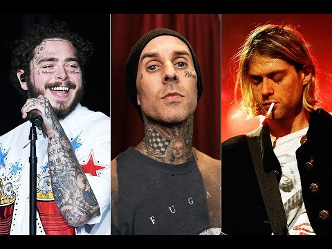 watch-post-malone-+-travis-barker-play-15-nirvana-cover-songs
