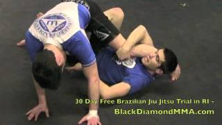 Brazilian Jiu Jitsu Reversal Technique