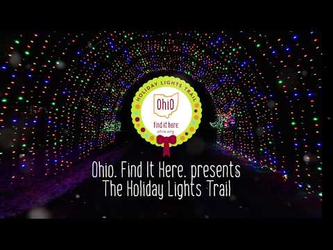 The Ohio Holiday Lights Trail