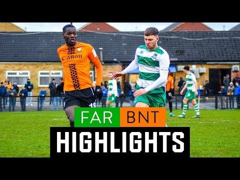Farsley Barnet Goals And Highlights
