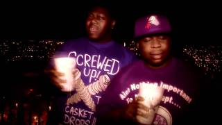 Z-Ro I Cant Leave Drank Alone (SCREWED AND CHOPPED VIDEO) By Bill Hughes