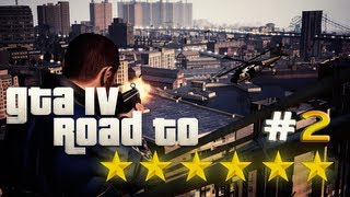 "Road to ""6 Stelle"" #2 | LA GRANDE FUGA [Goodbye GTA IV]"