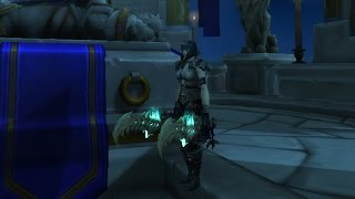 How to get the HIDDEN Artifact Skin for Assassination Rogue - The Cypher of Broken Bone