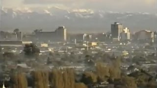Christchurch 1996 Quake Doco - why buildings collapse