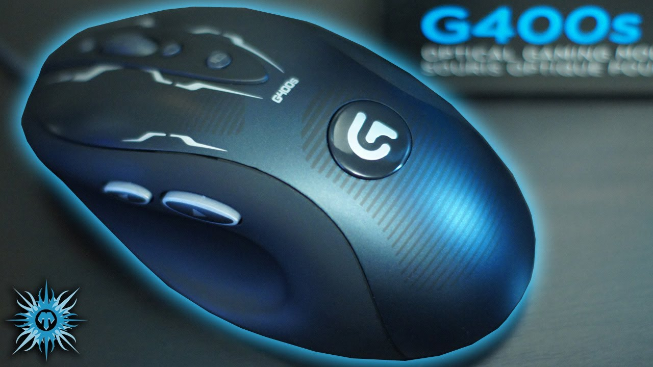 Logitech G400s Gaming Mouse Review