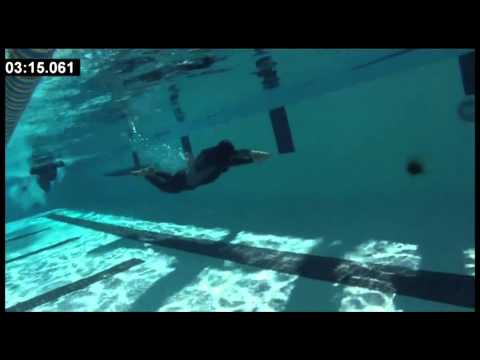 Fox Sports : Tanc Sade On Freediving and Blackouts