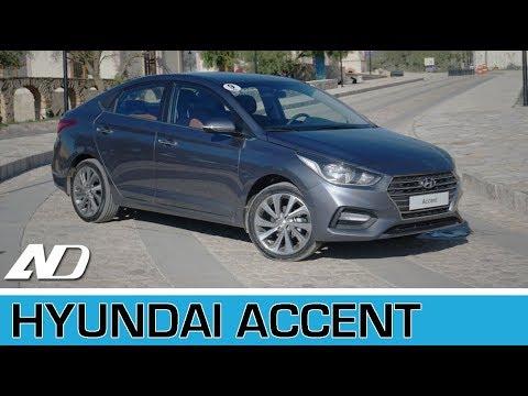 Hyundai Accent Primer vistazo en AutoDin mico