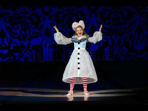 Наталья Деканенко – Ария куклы Олимпии из оперы Сказки Гофмана