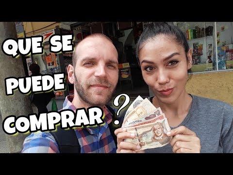 ¿Qué se puede comprar? Dinero en Bolivia / monedas y billetes de Bolivia y equivalente en dólares