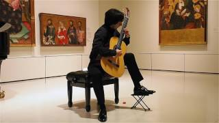 Sonata Romántica - I. Allegro non troppo, semplice (M.M.Ponce) - Luis Alejandro García, guitarra