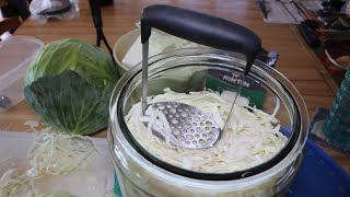 Potato Masher For Packing Kraut 2