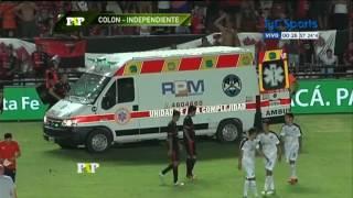 Colón vs. Independiente | PASO A PASO