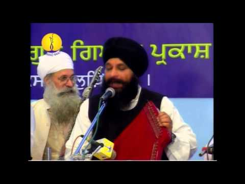 Adutti Gurmat Sangeet Samellan 2007 :  Bhai Sarbjit Singh ji