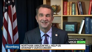 HQ2 a Win-Win for Amazon and Virginia, Gov. Northam Says