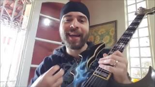 A Guitarra 'Mata-Demônios' TESTADA!!